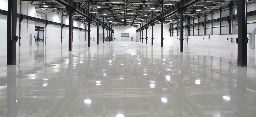 industrial floors coverings